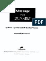 Massage For Dummies.pdf