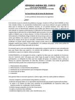 Heuristicos de La Toma de Decisiones- ULTIMA CLASE)
