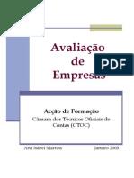 AvaliaçãoEmpresas - processo de avaliação p.13