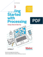 Getting started with processing (español) -  Casey Reas y Ben Fry
