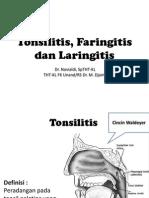 4.Tonsilitis, Faringitis dan Laringitis.ppt