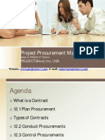 Procurement Management- 5th Edition
