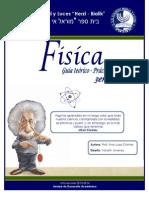 Libro Fisíca  3er año Final 2013- 2014