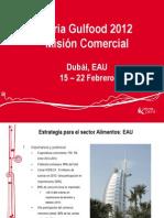 __Prospección Comercial Feria Dubai