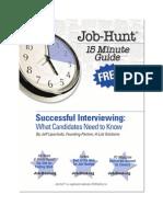 Interview eBook
