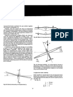Static Stability from Fundamentals of Sailplane Design