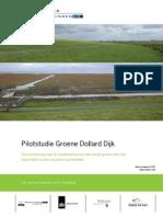 Pilotstudie Groene Dollard Dijk