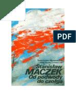 Maczek, Stanisław - Od podwody do czołga – 1990 (zorg)
