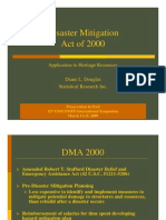Douglas Disasters and Heritage Preservation
