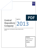Credit Depository Company