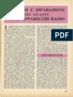 Fare - Diagnosi e riparazione dei guasti negli apparecchi radio.pdf