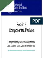 OCW-CCE S3 Componentes Pasivos