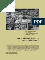 Etica y Derecho en La Posmodernidad