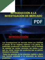 Primera Unidad - Introduccion a La Investigacion de Mercado