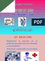 Ley 266 de 1996 Floralba