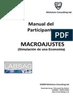 Macroajustes - Manual de Usuario