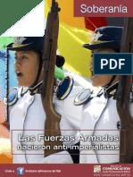 N° 13 - LAS FF.AA. NACIERON ANTIIMPERIALISTAS