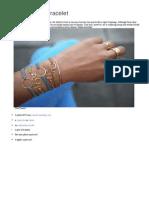 Erika - Macramé Bracelets