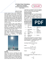 Wind turbine power calculation.pdf