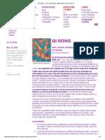 Le Qi Gong _ Une Courte Pratique Matinale Pour Rester en Forme