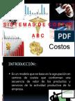 Sistemas de Costos ABC