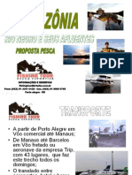 PACOTE AMAZÔNIA - RIO NEGRO