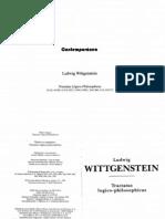 Wittgenstein - Tractatus Logico Philosophicus Selec (08-7) 25