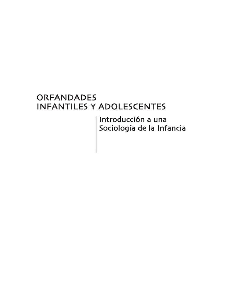 Orfandades Infantiles y Adolescentes