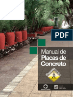 Manual Placas Concret o