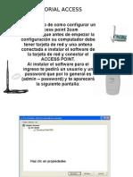 17760602 Configuracion Access Point