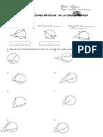 30487551 Guia Relaciones Metricas en La Circunferencia