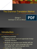 The Grammar-Translation Method.ppt