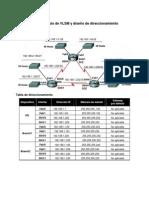 Cálculo de VLSM y diseño de direccionamiento básicos