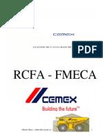 CEMEX Análisis Fallas Molino