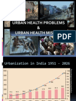 URBAN HEALTH PROBLEMS & NUHM