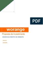 Worange Dinamica Proposta de Investimento Site