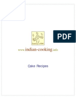 Cooking Book Cakes Desserts