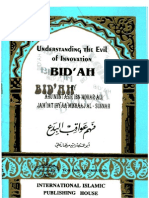 Understanding the Evil of Innovation (Bidah).pdf