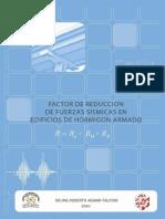 Factor de Reduccion de Fuerzas Sismicas (Aguiar).pdf
