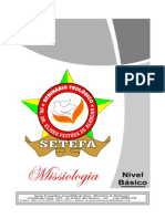 MISSIOLOGIA - Valter José G. da Silva