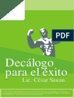 Cesar Sauan - Decálogo para el éxito.pdf