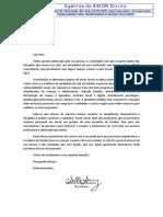 Carta a Zico