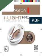 Depilador i Light Pro Remington Ptbr