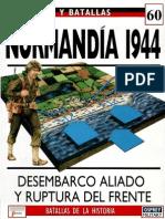 060.NORMANDÍA. 1944