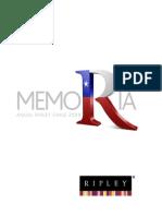 Ripley Chile Memoria Anual 2009