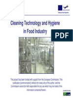 Cleaning Techonolgy Hygiene in Food industry.pdf