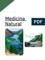 Medicina Natural = Curso de Aula Fácil