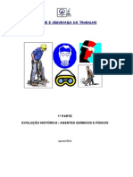 1- HST - EVOL HISTÓRICA & AGENTE AMBIENTAL - Químicos