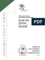 1999_SANDIA_Solar Two Central Receiver.pdf