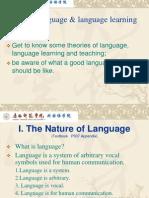 Unit 1 Language & Language Learning